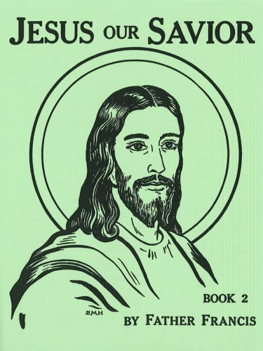 Jesus Our Savior Book 2 Coloring Book