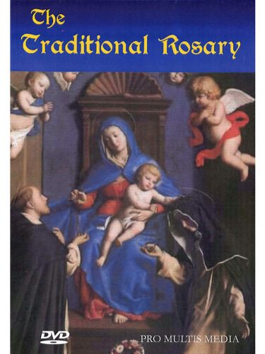 DVD-Traditional Rosary