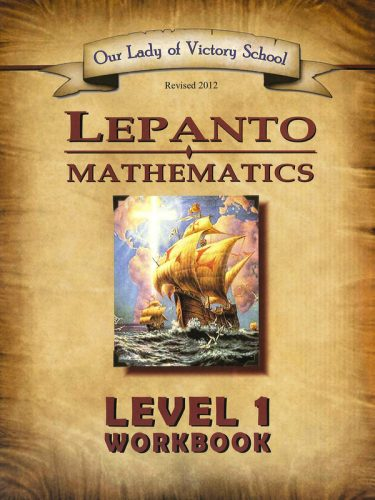 Lepanto Math Level 1 Workbook
