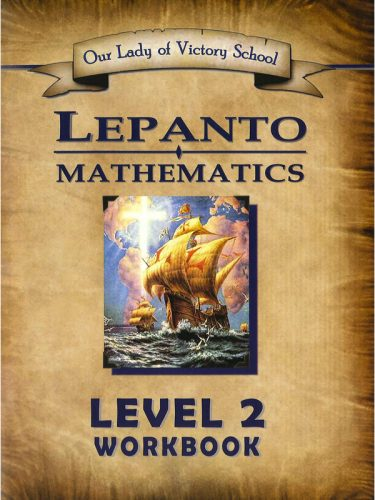 Lepanto Math Level 2 Workbook