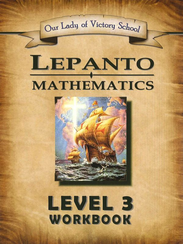 Lepanto Math Level 3 Workbook