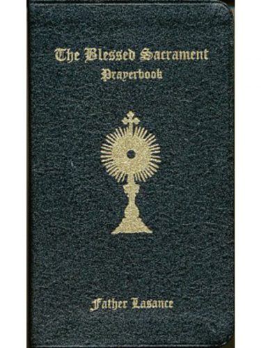 Blessed Sacrament Prayerbook (OP)