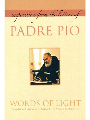 Padre Pio Words of Light