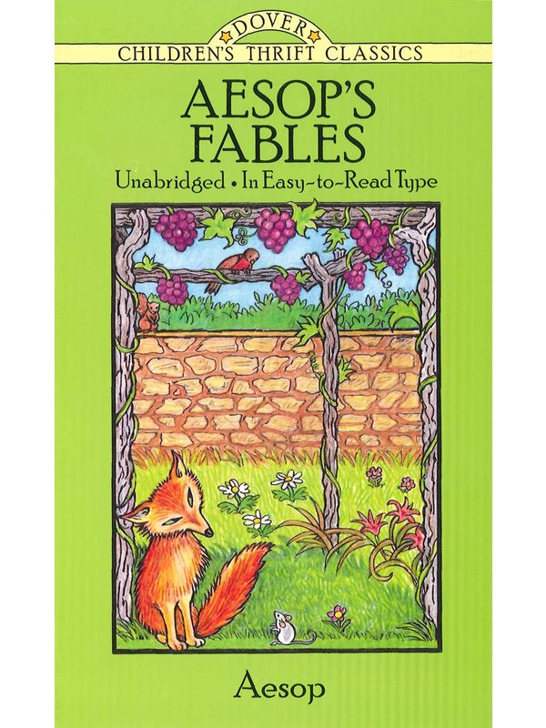 Aesop's Fables (Dover Thrift Edition)