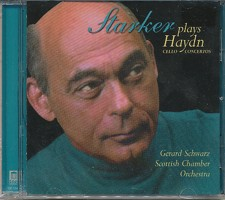 M-Starker Plays Haydn CD