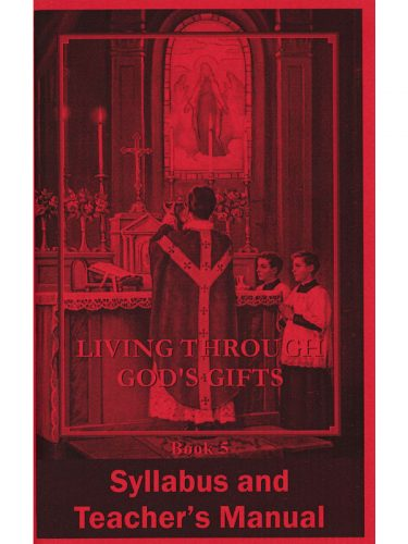 Living Through God's Gifts Syllabus & Teacher's Manual