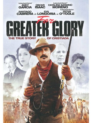 DVD-For Greater Glory