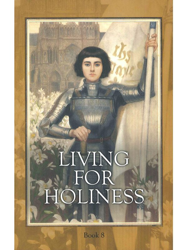 Living for Holiness Text