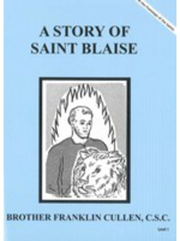 Story of St. Blaise