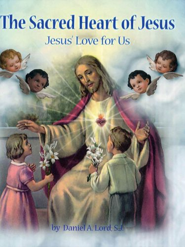 Sacred Heart of Jesus: Jesus' Love for Us