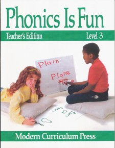 Phonics is Fun 3 Teacher's Edition