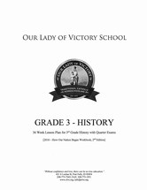 Lesson Plans - Grade 03 History