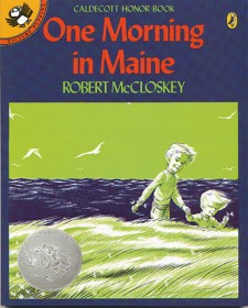 One Morning in Maine Softcover