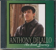 M-Anthony DeLallo An Irish Journey CD