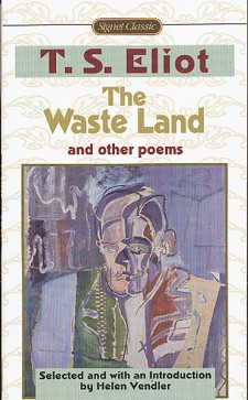 Waste Land and Other Poems (Signet)