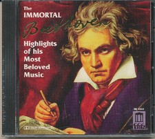 M-Immortal Beethoven CD