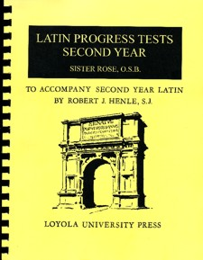 Latin 2nd Year (III) Progress Tests