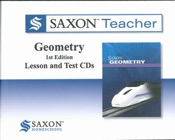 Saxon Teacher Geometry CDs