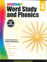 Spectrum Word Study & Phonics 4 - 4th Grade