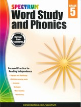 Spectrum Word Study & Phonics 5 - 5th Grade