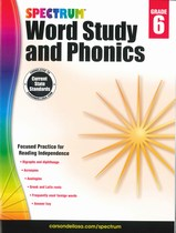 Spectrum Word Study & Phonics 6 - 6th Grade