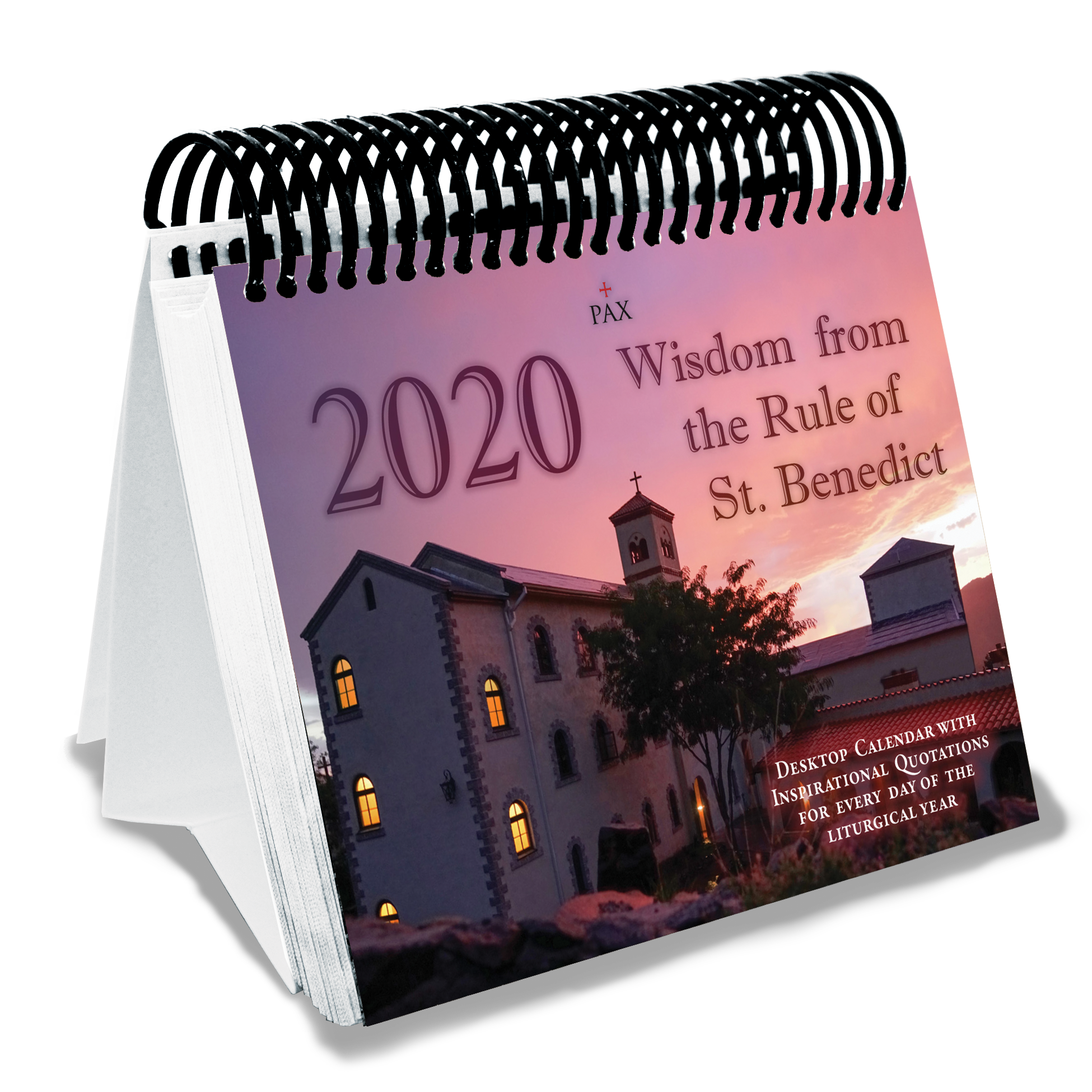 saint of the day calendar 2020