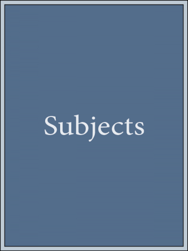 Subjects