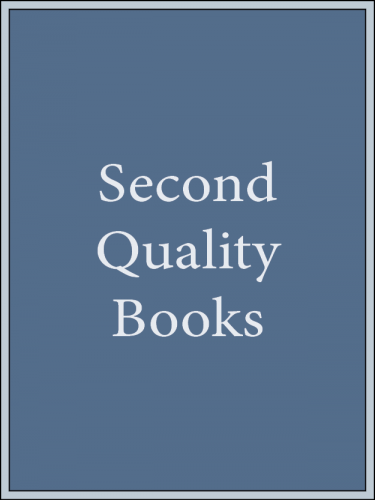 Second Quality Books